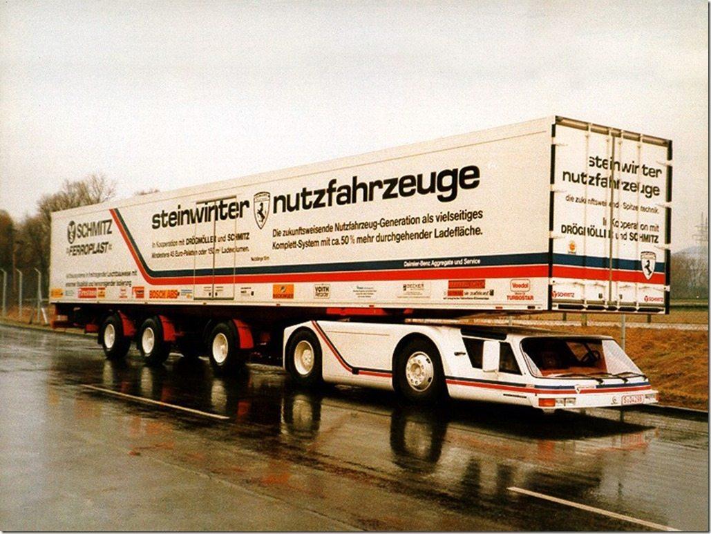 Photo of لمحبي الشاحنات : ما رأيكم بـ Steinwinter؟