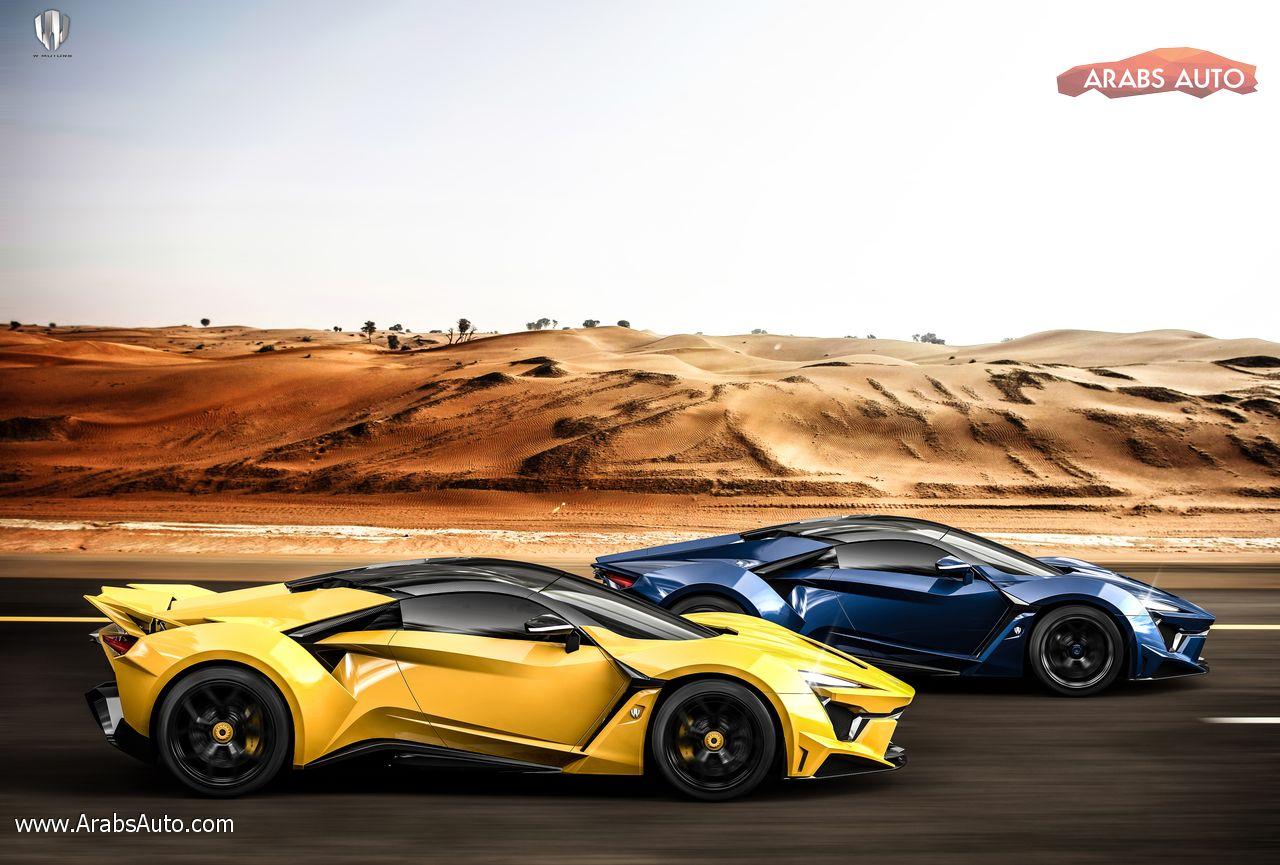 السيارة العربية لايكان