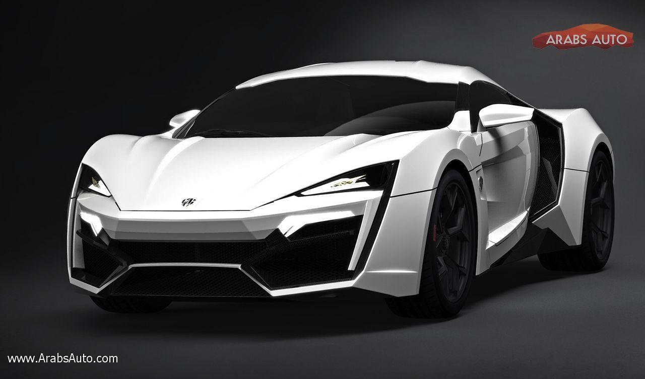 ArabsAuto W Motors Lykan 2014 2