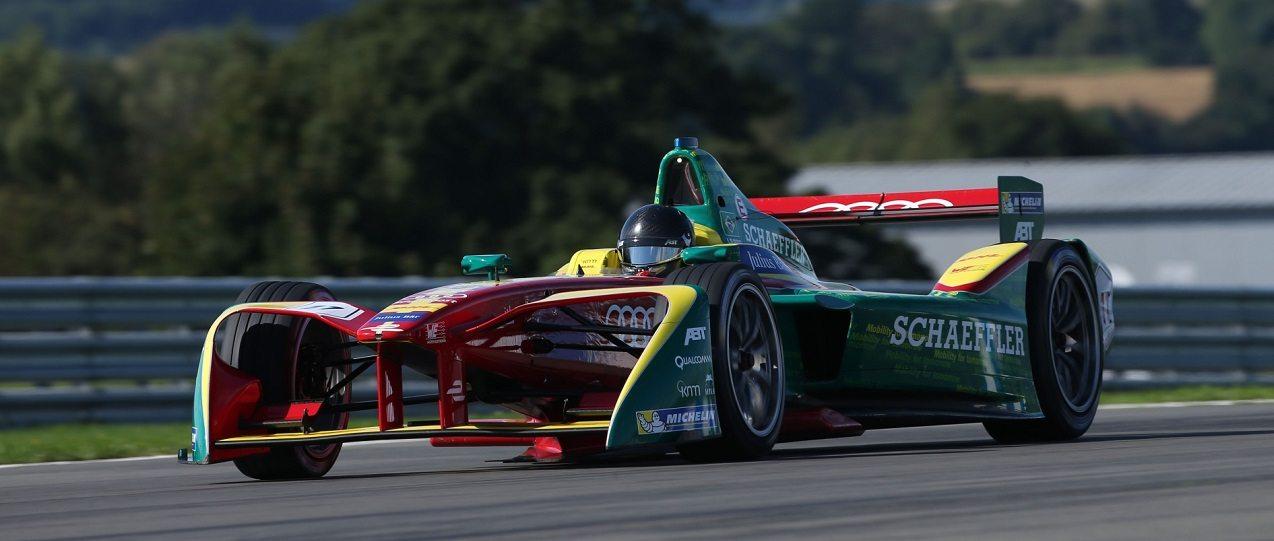 Audi Sport ABT SCHAEFFLER FORMULA E TEAM, Lucas di Grassi