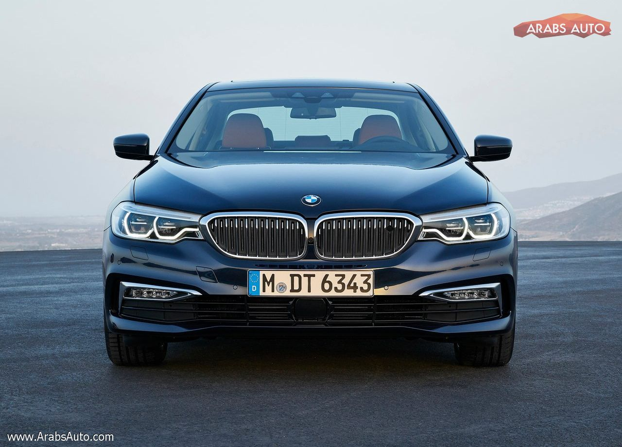 arabsauto-bmw-5-series-luxury-line-2017-7