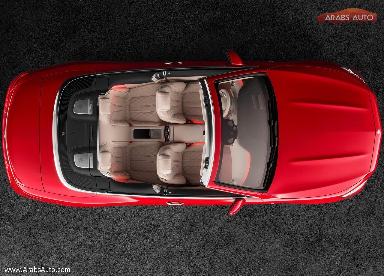 Photo of مرسيدس Maybach S650 Cabriolet تزيدنا انبهاراً