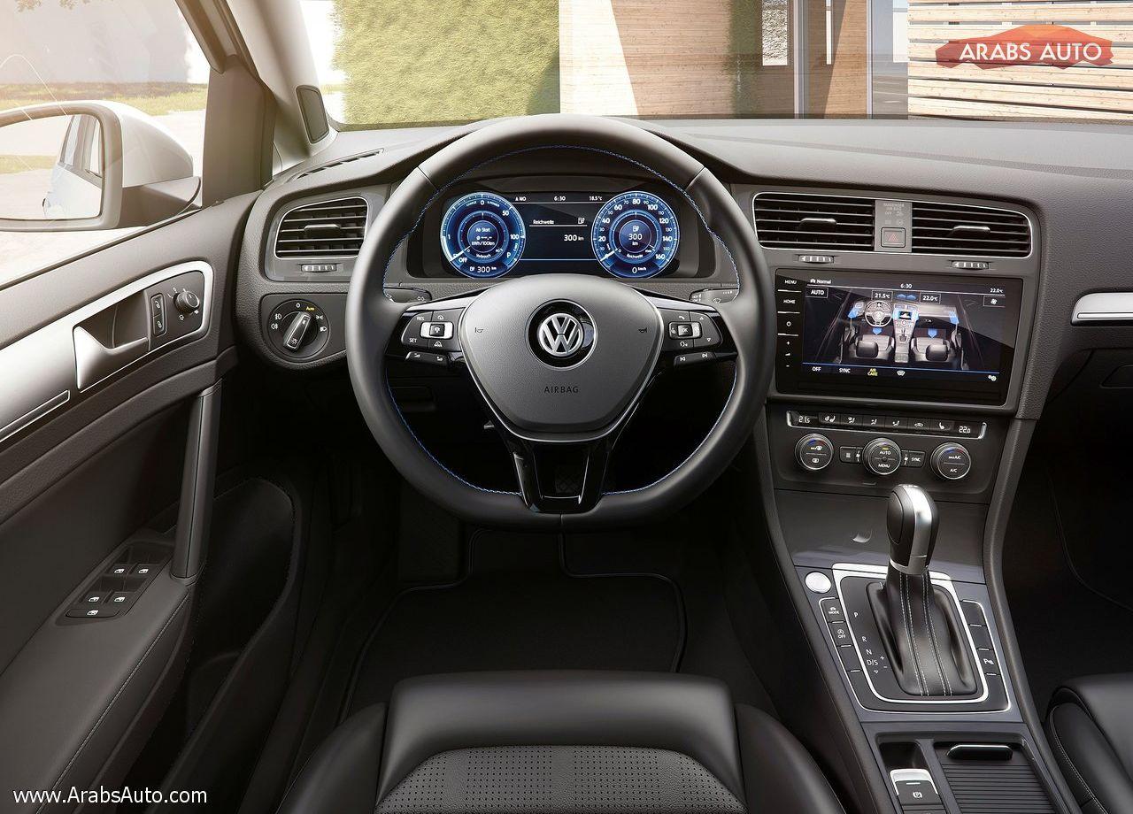 arabsauto-volkswagen-e-golf-2017-2