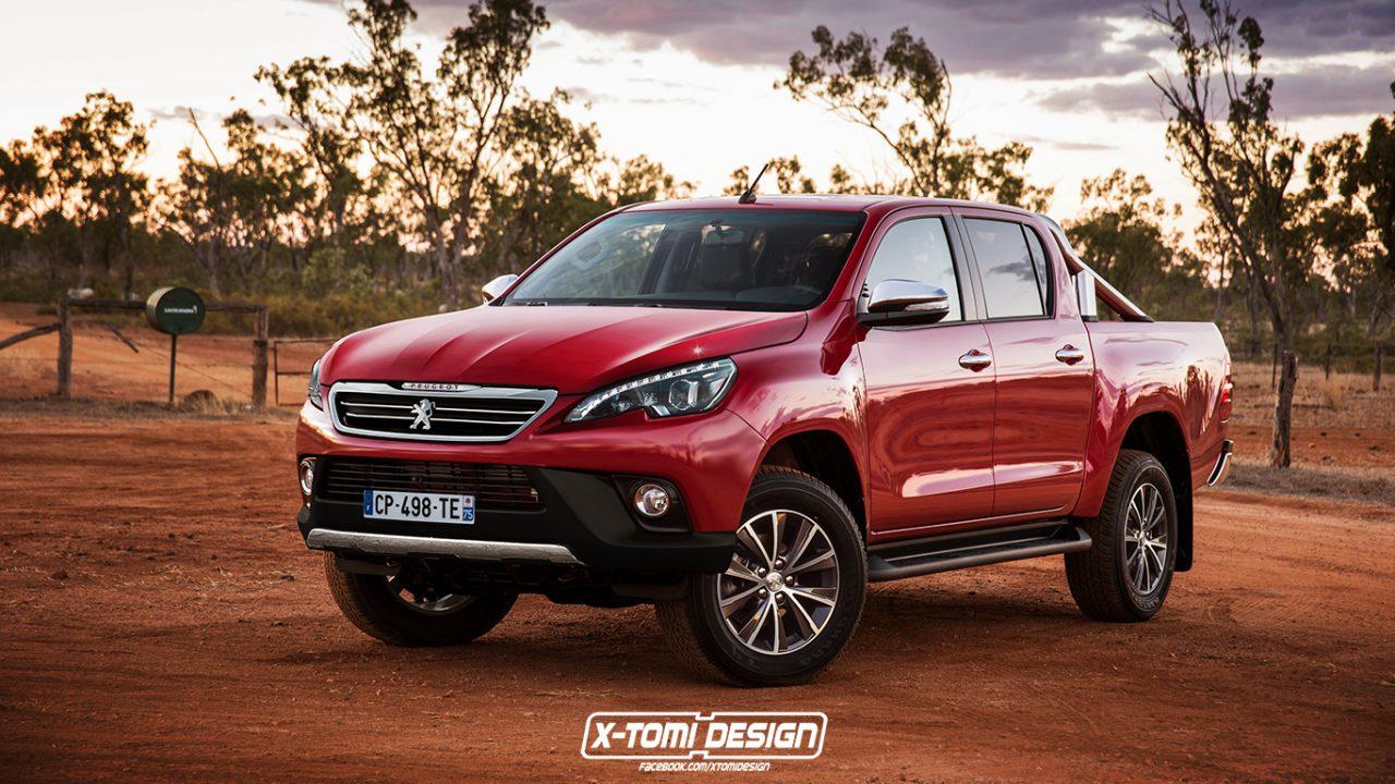 مصنع بيجو في تونس لإنتاج شاحنة خفيفة Arabs Auto