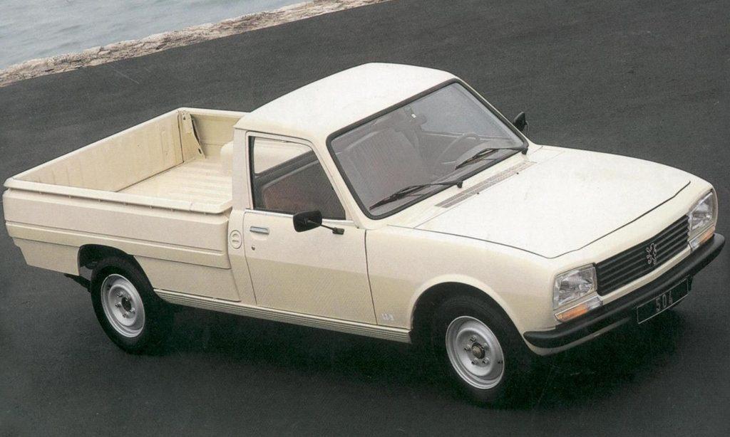 بيجو 504 للعام 1972