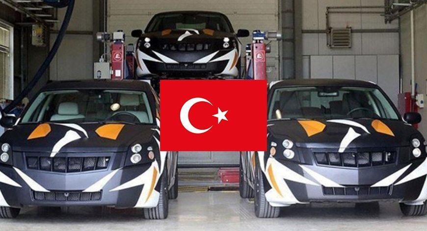 Photo of أول سيارة كهربائية تركية في مرحلة الاختبار
