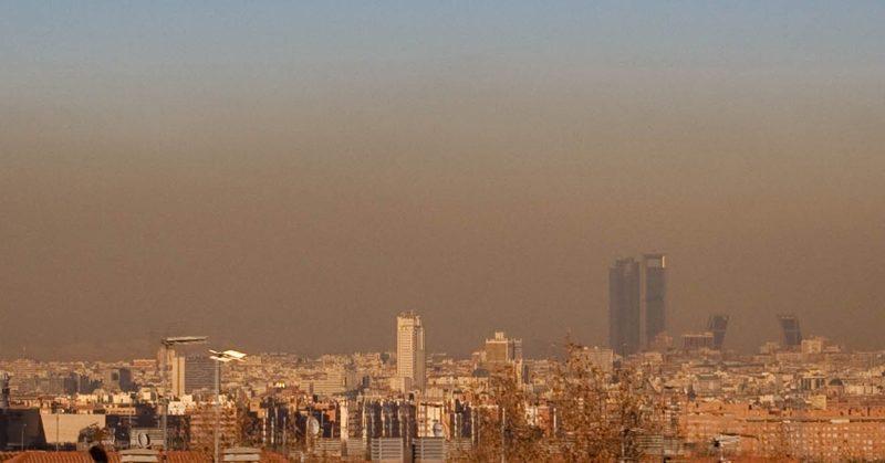 تلوث مدريد