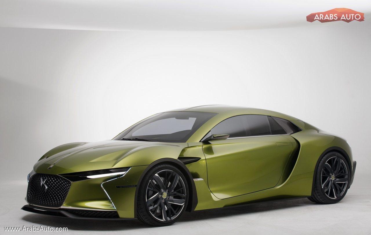 سيارات ستروين DS المستقبلية 2017