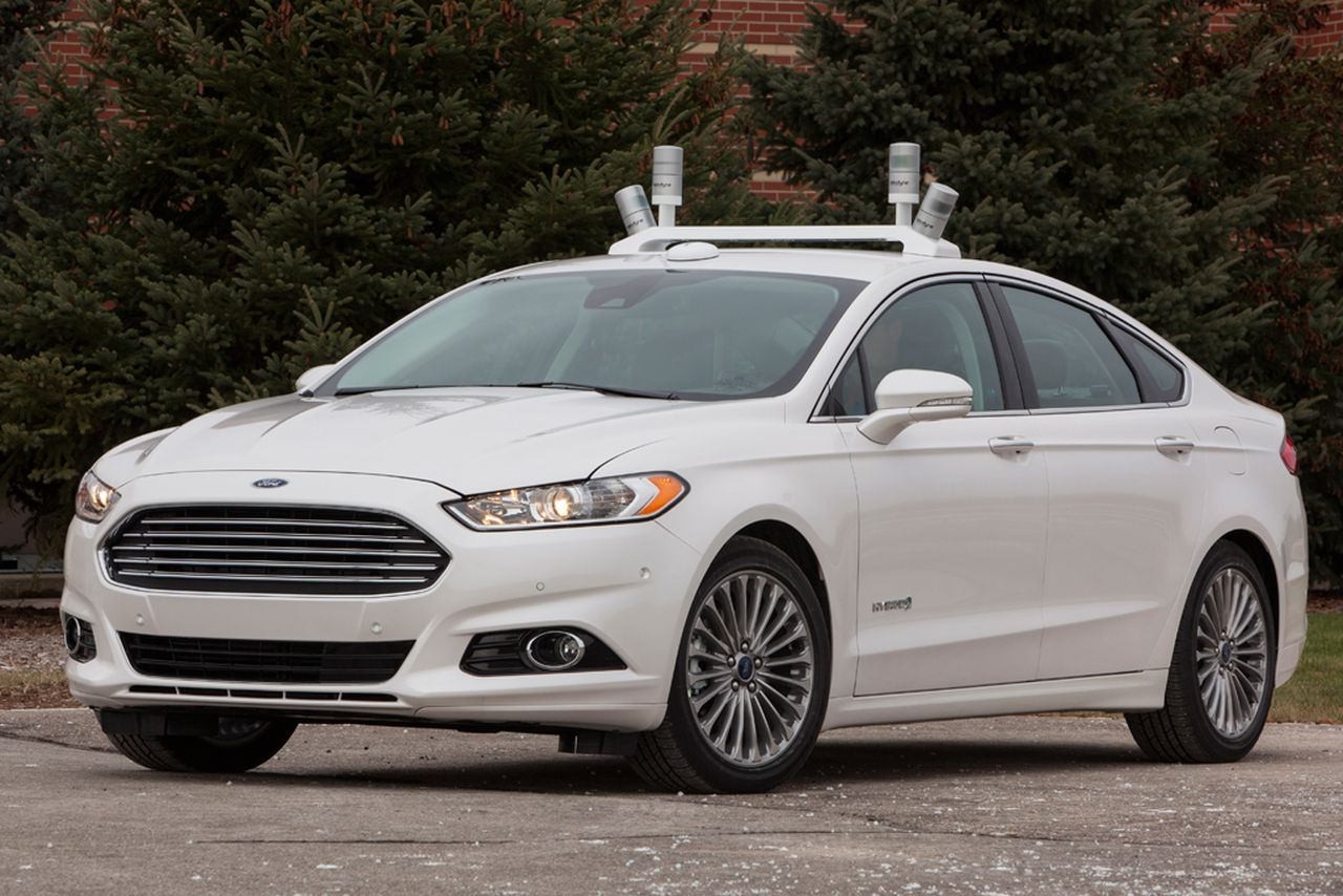 Argo AI autonomous