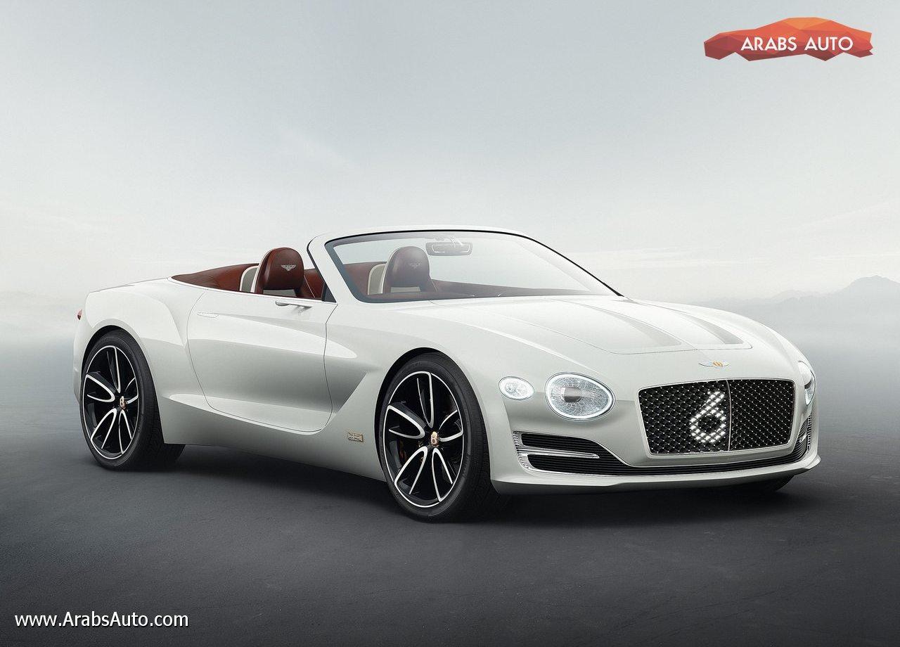 Photo of بنتلي EXP 12 Speed 6e، مستقبل السيارة الكهربائية الفاخرة