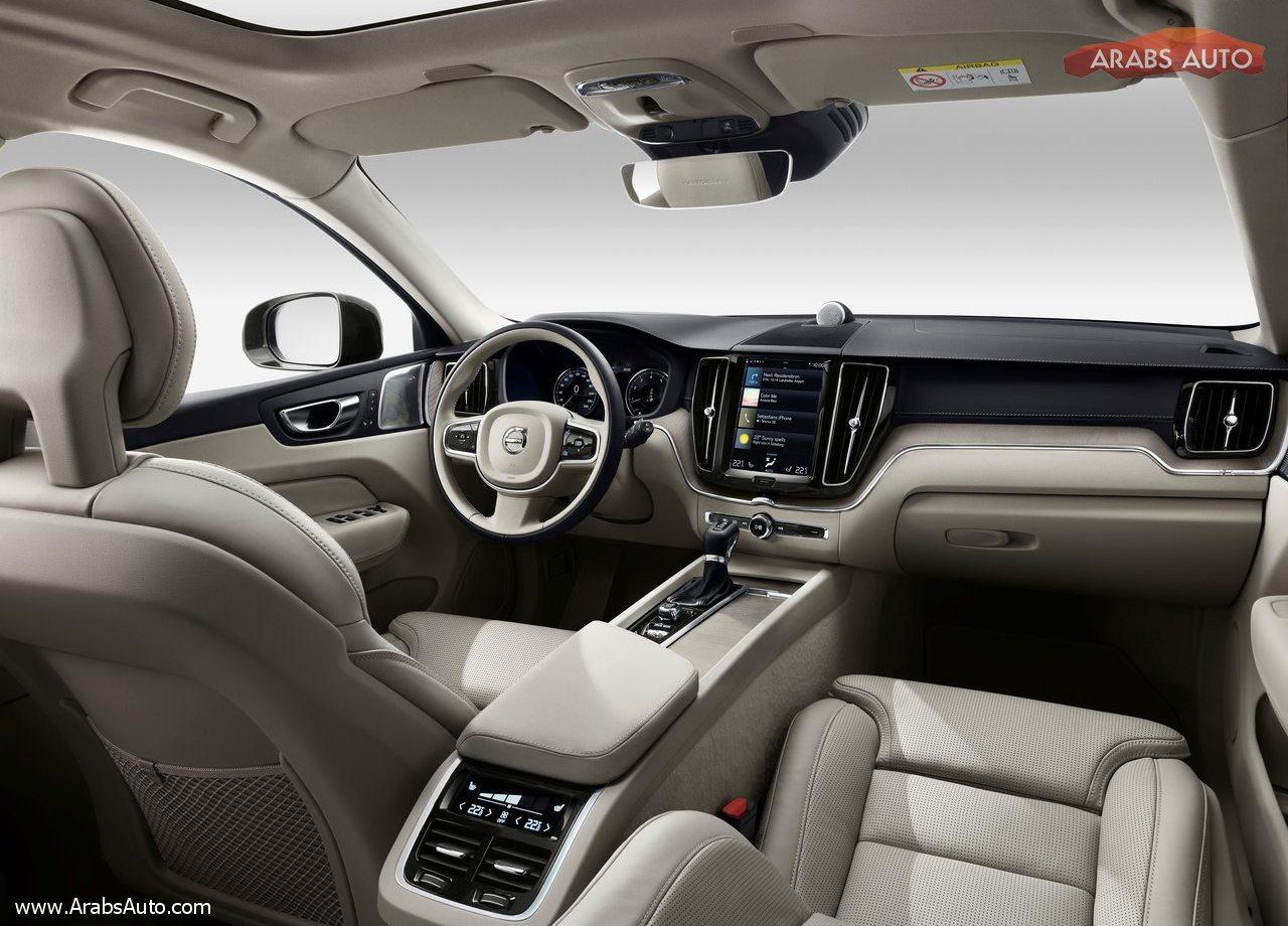 فولفو إكس سي 60 الجديدة بالكامل