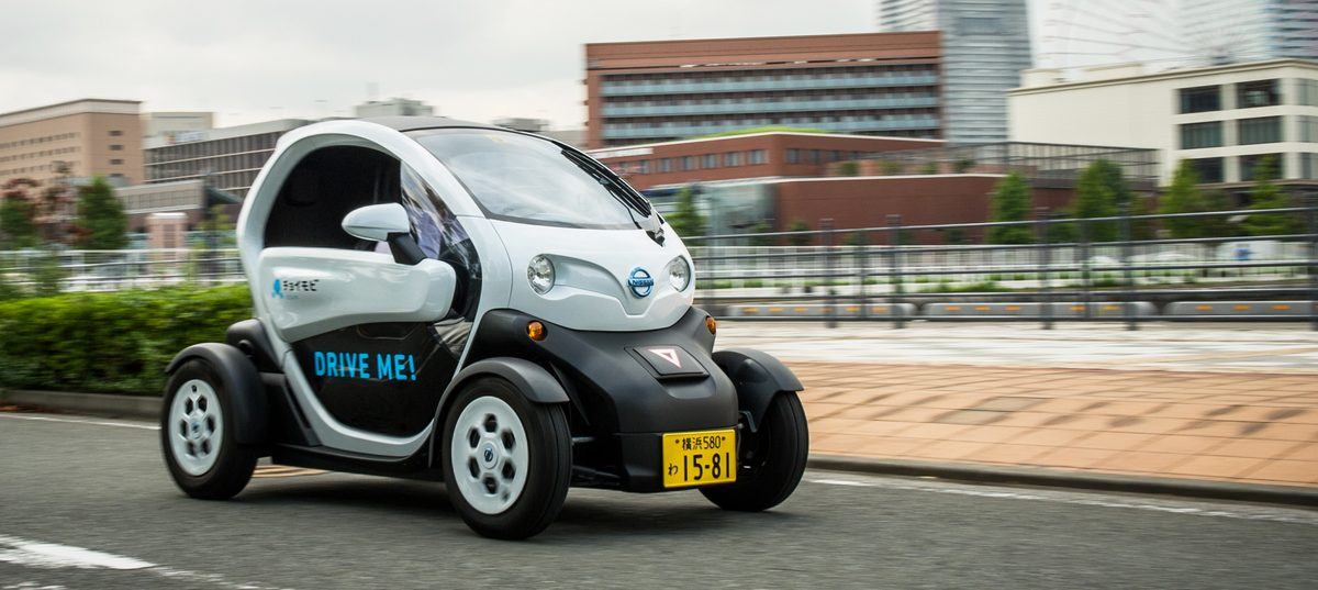 Photo of نيسان تطلق خدمة مشاركة السيارات الكهربائية الصغيرة في اليابان