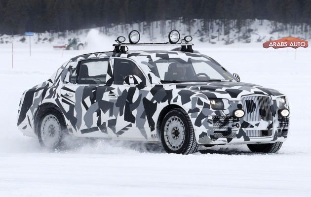 Photo of شكلها يشبه رولز رويس وبنتلي: سيارة كورتِج الروسية في مراحل الاختبار