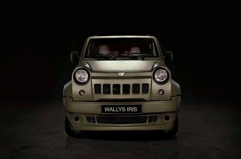 تفاصيل وصور السيارة التونسية واليس آيريس Arabs Auto