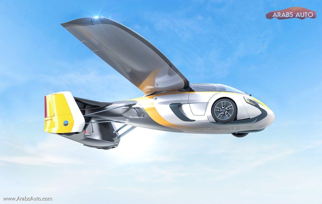 أيروموبيل-السيارة الطائرة