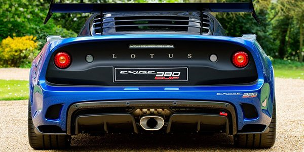 Photo of لوتُس إكسيج 380Cup سيارة فريدة تُصبح أكثر فرادة