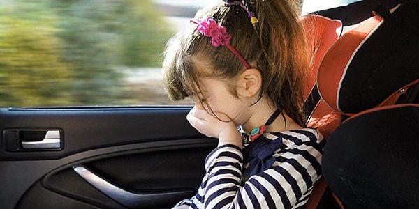 نصائح للتخفيف من حالات الدوار والغثيان في السيارات