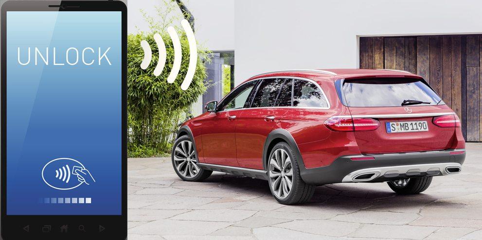 Photo of نظام جديد لفتح وقفل السيارة وتشغيلها باستخدام الهاتف الذكي