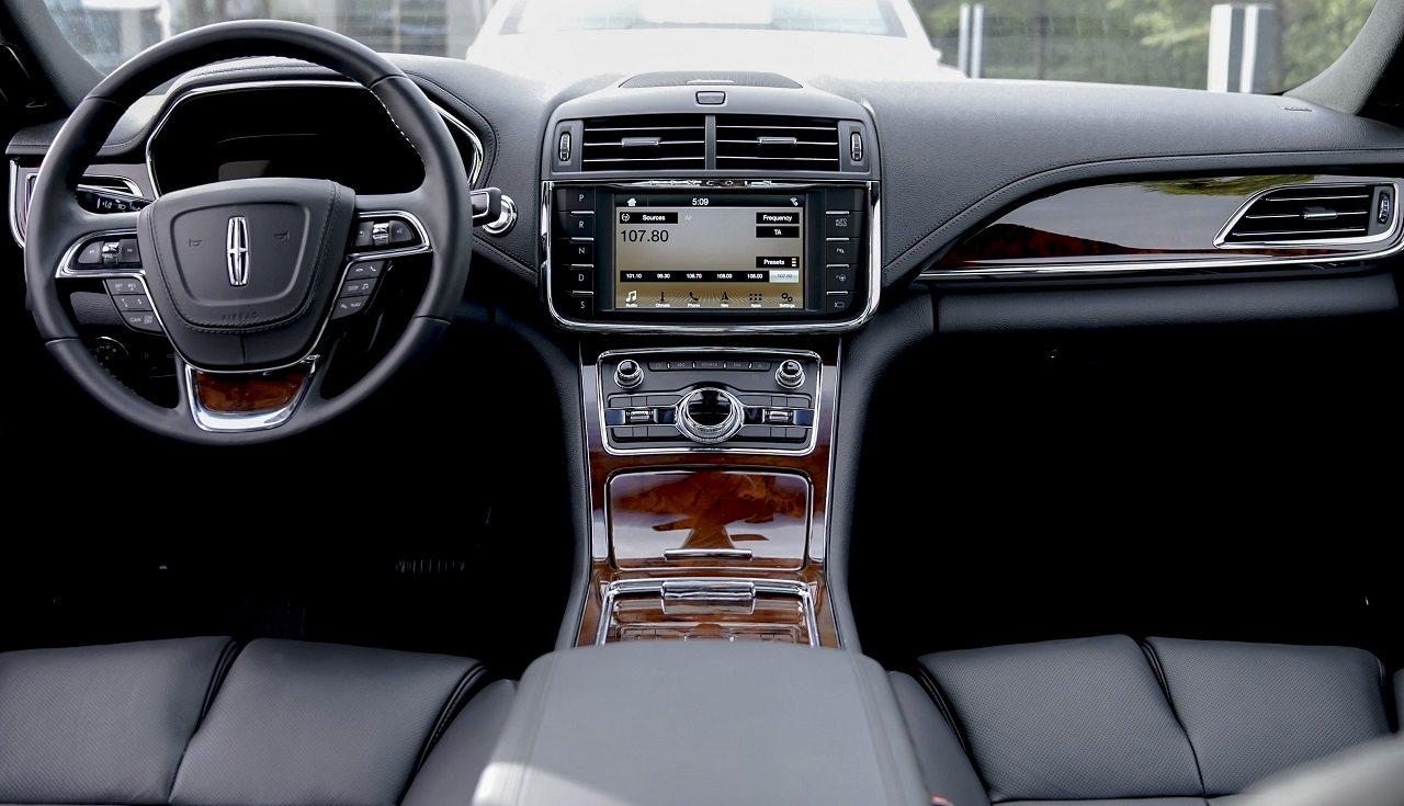 2017 Lincoln Continental Interior >> كل ما تود معرفته عن لينكون كونتيننتال الجديدة 2017 | Arabs Auto