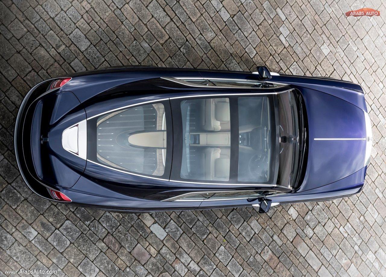 Photo of رولز رويس سويبتايل، أكبر سيارة بمقعدين في العالم؟