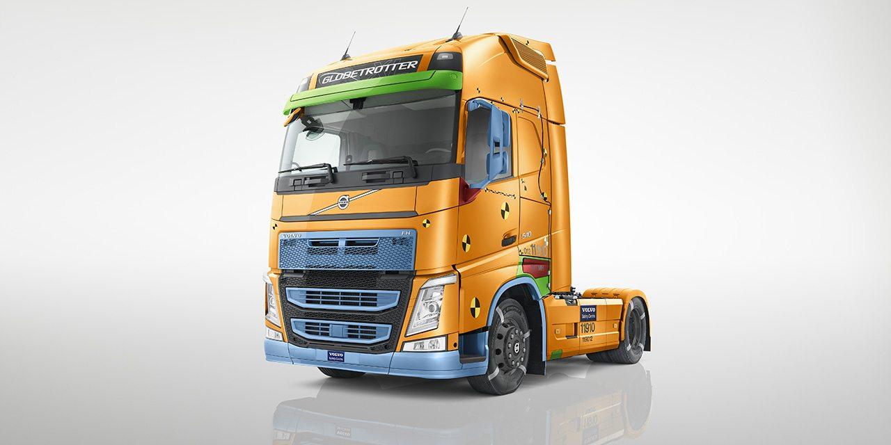Photo of تقرير السلامة من شركة فولفو للشاحنات 2017 يُركز على مُستخدمي الطريق المُهددين