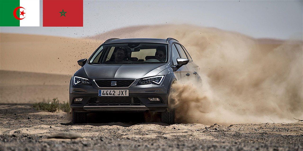 Photo of اختبار سيات ليون X-Perience في الصحراء