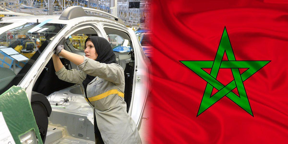Photo of رينو تصدّر مليون سيارة مصنوعة في المغرب