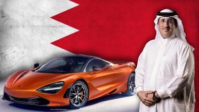 Photo of الشيخ محمد بن عيسى آل خليفة رئيساً لشركة ماكلارين