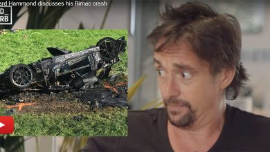Photo of ريتشارد هاموند يوضح تفاصيل الحادث في سويسرا