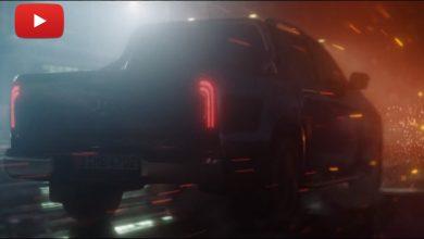 Photo of أول فيديو تشويقي لـ مرسيدس اكس كلاس