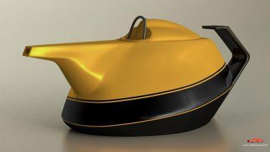 Photo of رينو تصمم إبريقاً للشاي بإلهام من سيارة فورمولا، هل كنت لتشرتيه؟