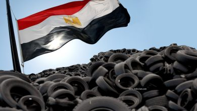 Photo of مصريون ينتجون وقوداً من الإطارات المستعملة