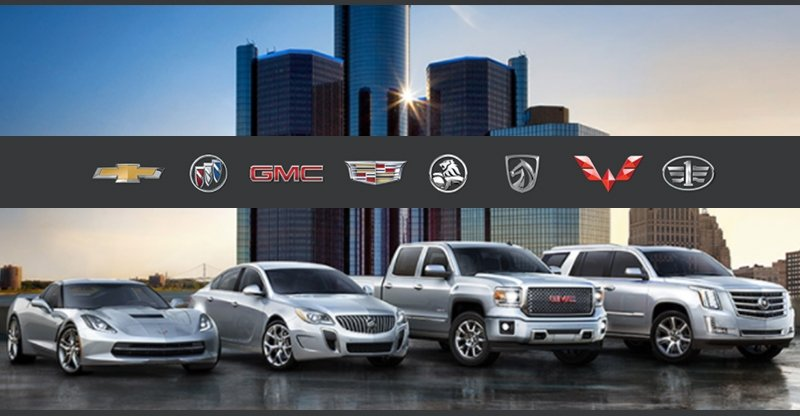 2 4 for General motors cars brands