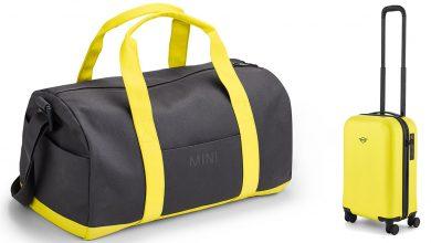 مجموعة MINI Lifestyle تضع بمتناولك لوازم سفر مميزة