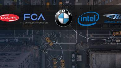 صورة فيات-كريسلر تنضم إلى BMW و إنتل وموبيل-آي لتطوير تقنية القيادة الذاتية