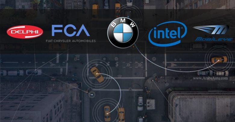 Photo of فيات-كريسلر تنضم إلى BMW و إنتل وموبيل-آي لتطوير تقنية القيادة الذاتية