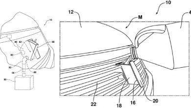 Photo of فورد تسجّل براءة اختراع لفتحة خارجية لسائل تنظيف الزجاج
