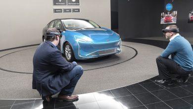 Photo of فورد تستخدم تكنولوجيا جديدة من الواقع المختلط لتصميم السيارات