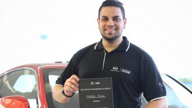 Photo of طالب هندسة أردني يحصل على فرصة العمر للعمل مع فريق رينو الفورمولا واحد