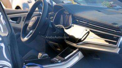 Photo of أودي كيو 8 في مرحلة التجريب، ولوحة القيادة تبدو رائعة