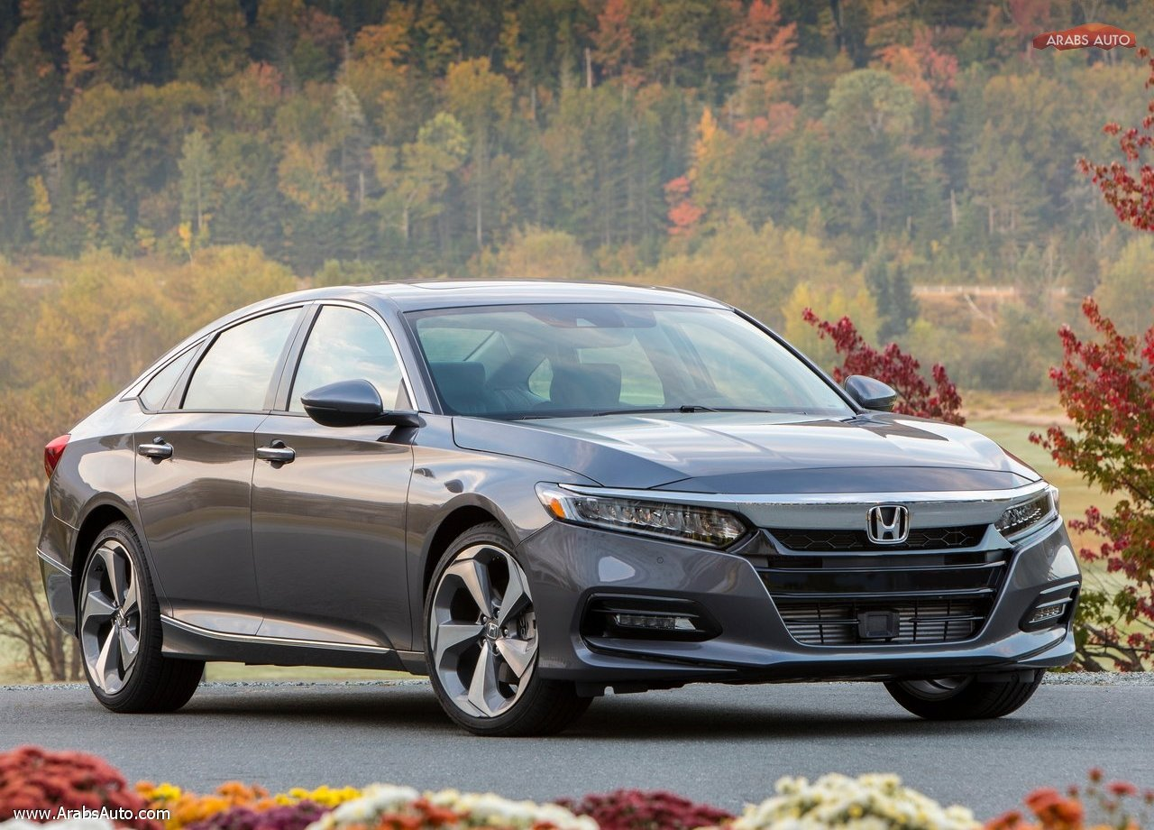 صور هوندا أكورد 2018 Honda Accord