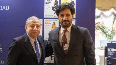 Photo of محمد بن سليم ضمن الفريق الانتخابي لرئيس الاتحاد الدولي للسيارات FIA