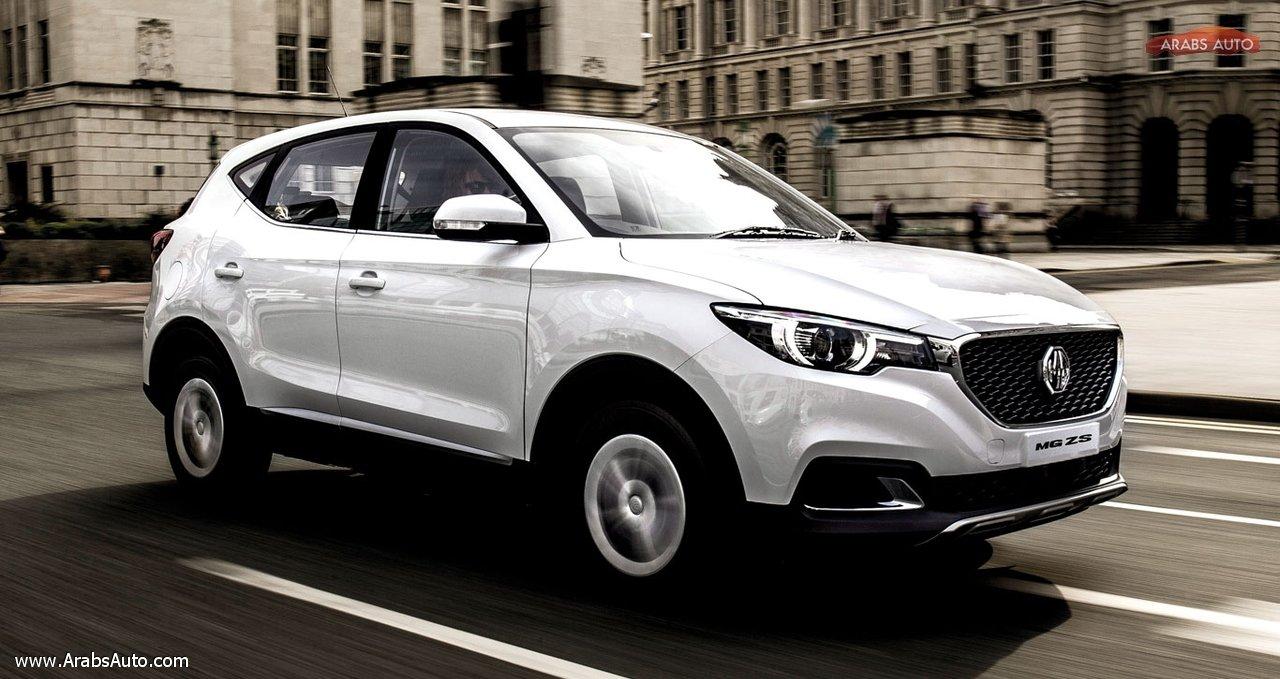 Mg Zs 2017 Arabsauto 3 Arabs Auto