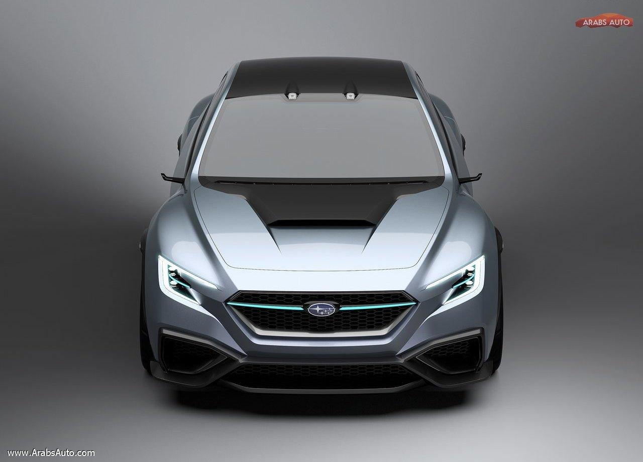 Subaru Viziv Performance Concept 2017 Arabsauto 2 Arabs Auto