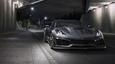 Photo of شيفروليه كورفيت ZR1 الجديدة تظهر أولًا في دبي