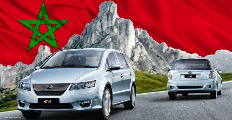 Photo of بي واي دي لتصنيع السيارات الكهربائية في المغرب