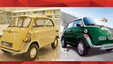 Photo of شركة صينية تطرح سيارة كهربائية بتصميم بي أم دبليو 600 وإيزيتا