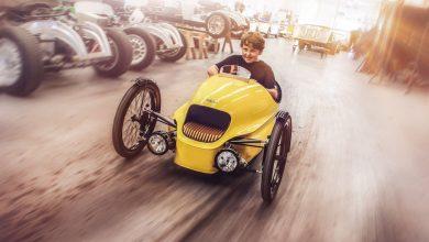 Photo of مورغن EV3 Junior، أغلى سيارة للأطفال!