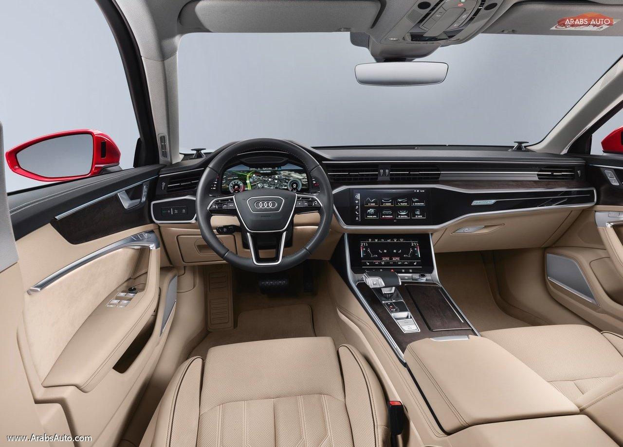 الجيل الثامن من أودي A6 الحلم الجديد Arabs Auto