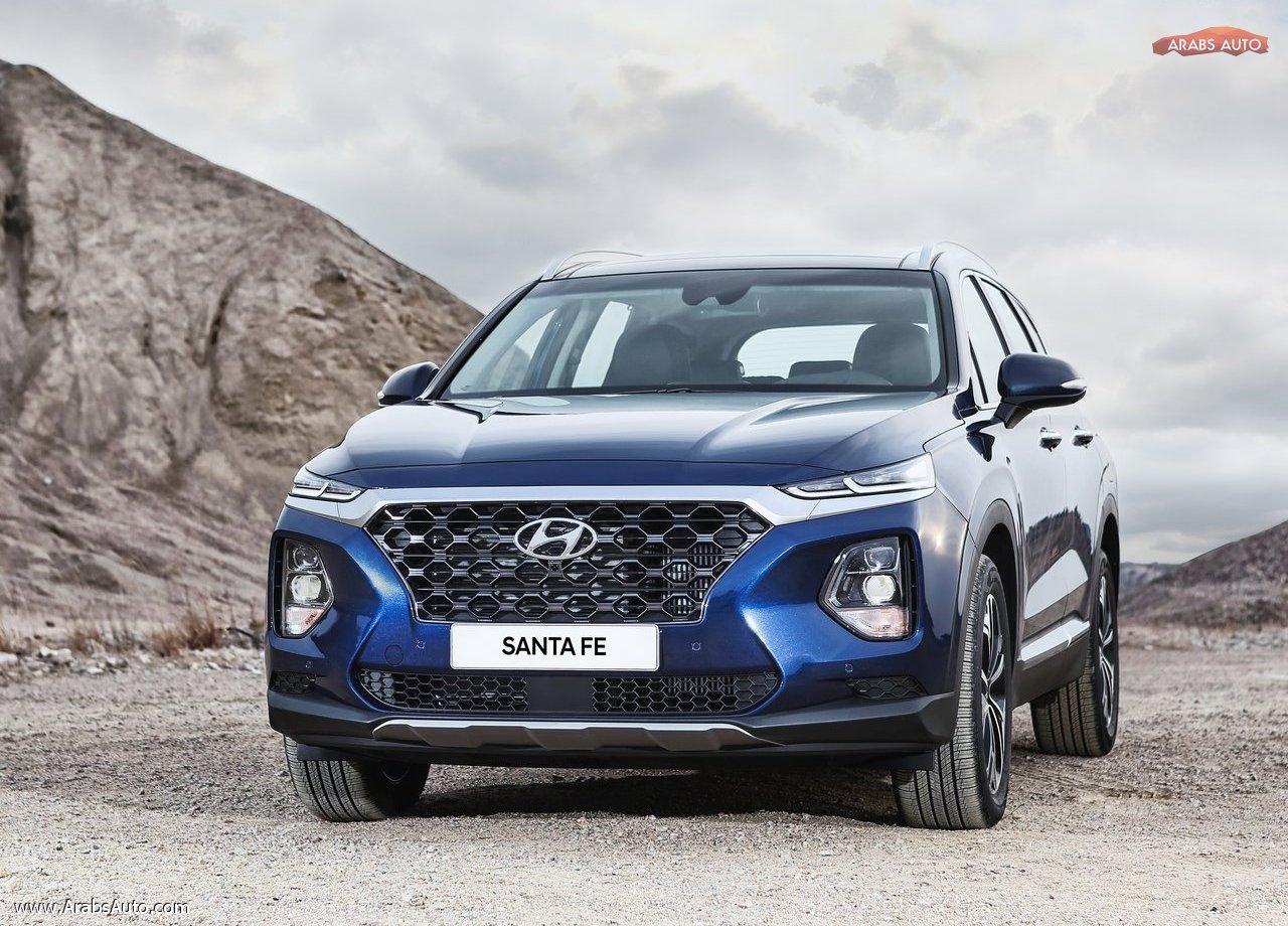 Hyundai Santa Fe (2019) ArabsAuto 11 | Arabs Auto